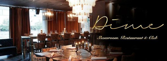 Salon En Dime Restaurant Club Barcelona