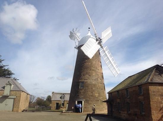 Callington Mill: restored flour mill