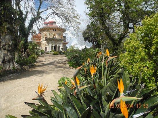 Parque de Monserrate: palacio