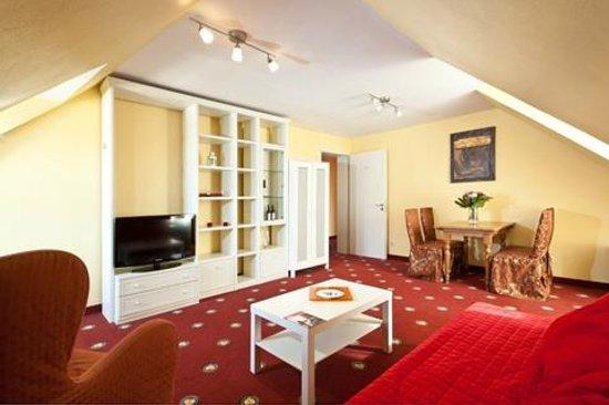Golden Leaf Hotel Altmünchen: Suite