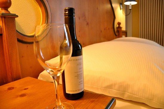 Golden Leaf Hotel Altmuenchen: Zimmer