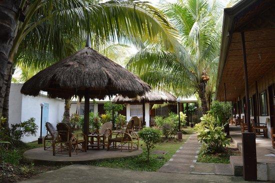 باراجايو ريزورت: Garden view Paragayo