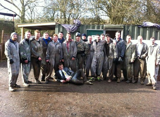 Adventure Sports (Warwickshire) Ltd.: Stag Party