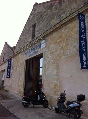 ResidHotel Galerie Tatry : Façade Resid Hôtel
