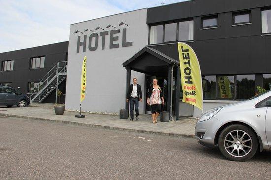 Stop'n Sleep Hotel: Hotel