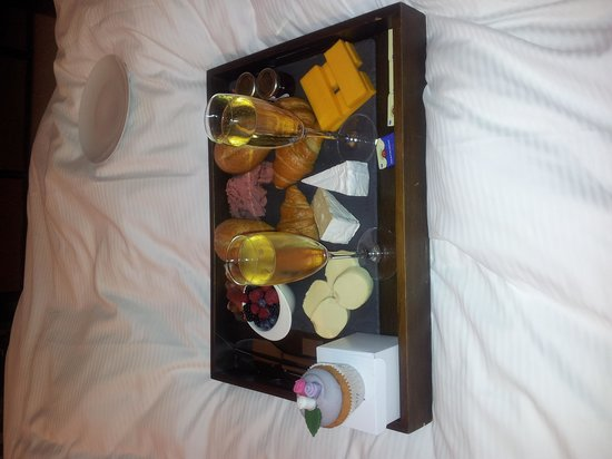The Chester Residence: Breakfast Tray