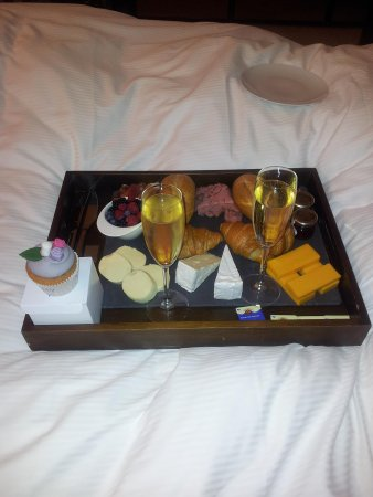 The Chester Residence : Breakfast Tray