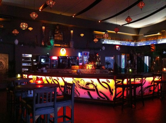Taj Bar: Encantador