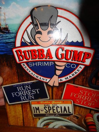 Bubba Gump Shrimp Co. : Bubba Gump