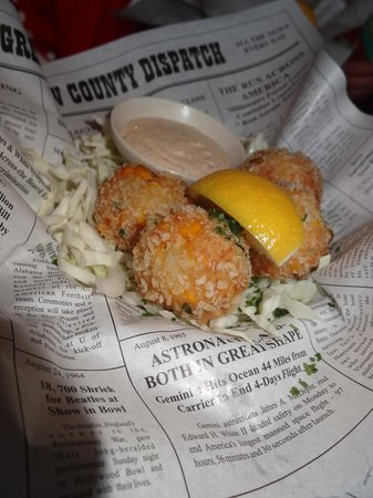 Bubba Gump Shrimp : ,  yummy
