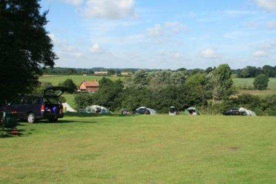Mill Hill Farm Caravan & Camping Park: Mill Hill Farm