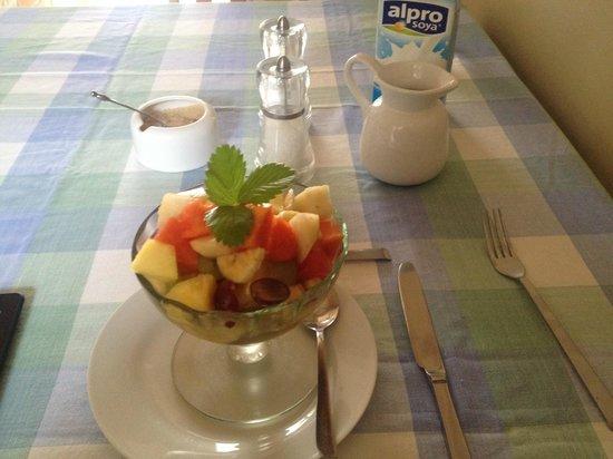 Umdoni: Yummy breakfast