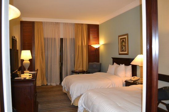 Jordan Valley Marriott Resort & Spa: Room