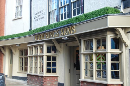 Olde Kings Arms: Outside