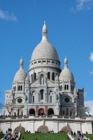Office de Tourisme et des Congrès de Paris : Sacre Coeur