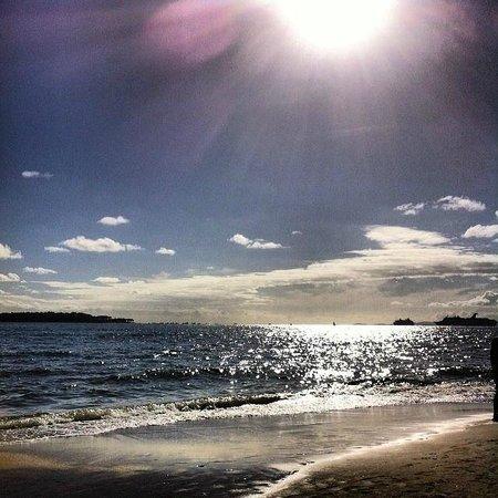 Playa Mansa : Linda e Mansa!