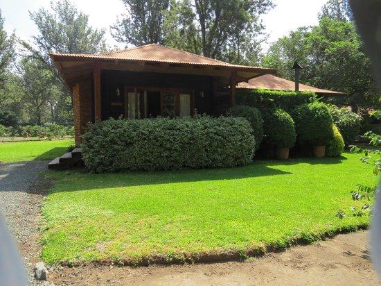 Arusha Coffee Lodge : notre suite n°25