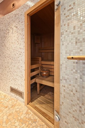 Novum Hotel Eleazar Hamburg City Center : Sauna