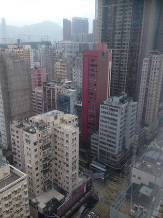 The Cityview Hong Kong: View from our Premium Suite