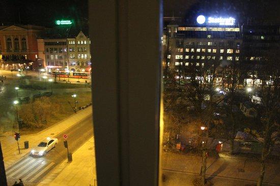 Best Western Karl Johan Hotell : Ночной вид