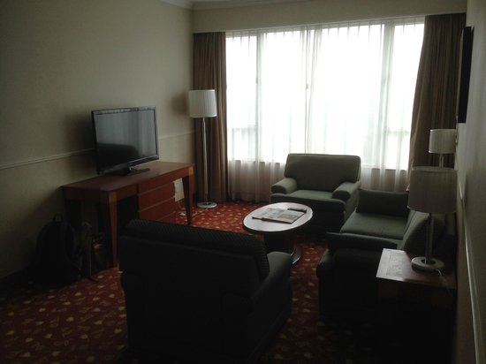 The Cityview Hong Kong: Premium Suite - Living Room