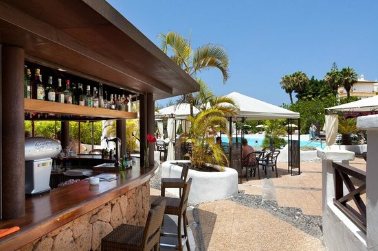 Gran Tacande Wellness & Relax Costa Adeje: Pool Bar