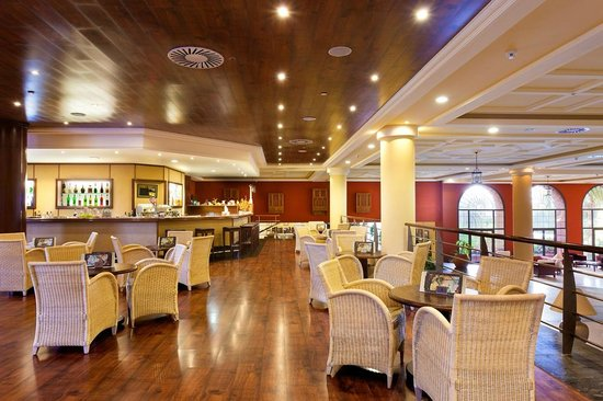 Gran Tacande Wellness & Relax Costa Adeje: Hall Bar