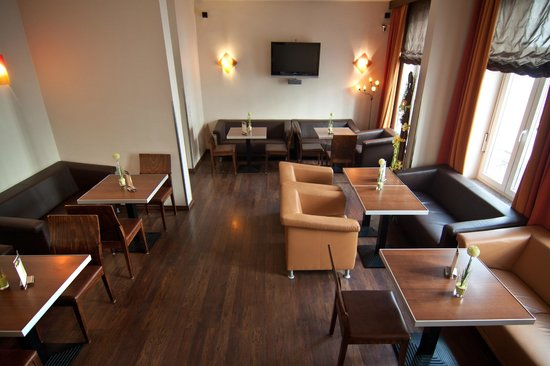 Novum Hotel Eleazar Hamburg City Center : Lounge