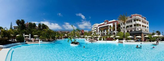 Gran Tacande Wellness & Relax Costa Adeje: Main Pool