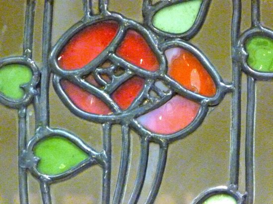 Kelvingrove Art Gallery and Museum: A Macintosh Window!
