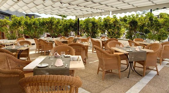 Gran Tacande Wellness & Relax Costa Adeje: Bocana Grill Restaurant