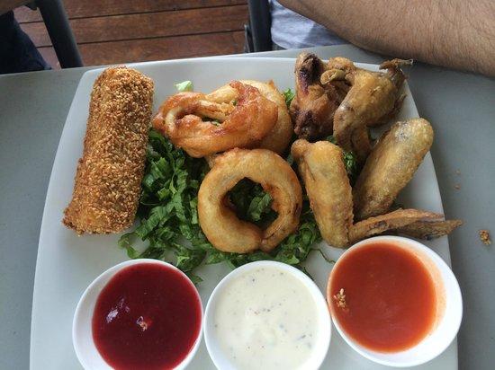 ChillOut Restaurante: Plato 2