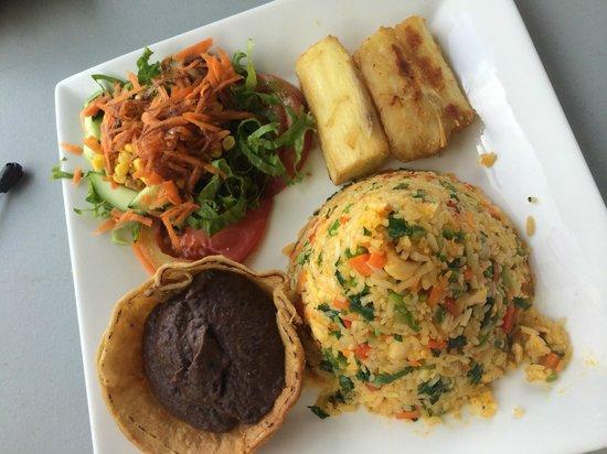 ChillOut Restaurante: Plato 1