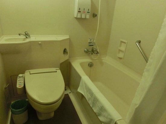 APA Hotel & Resort Tokyo Bay Makuhari: 浴室
