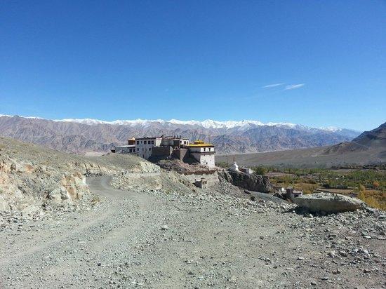 Matho Monastery