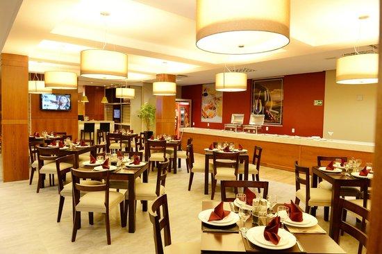 Imigrantes Hotel: Restaurante