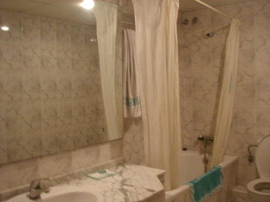 Hotel Rialto : salle de bain