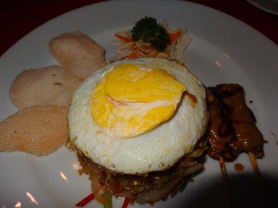 Atlichnaya Bar: nasi gorang
