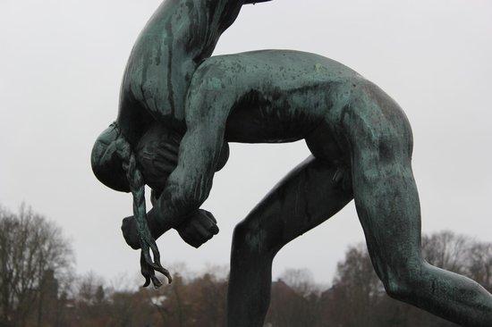 Museo de Vigeland: Скульптуры в парке