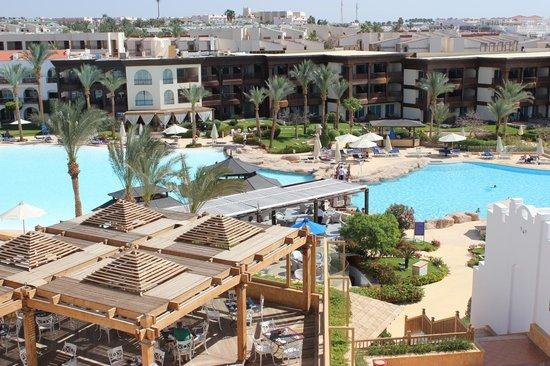 Savoy Sharm El Sheikh: View of 2 of the 3 pools