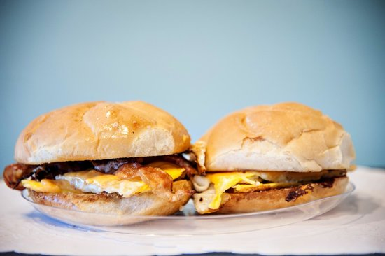 Daily Bread: Egg Sadnwiches