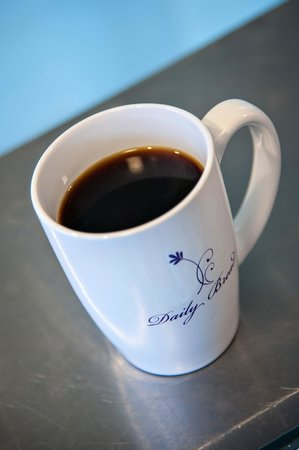 Daily Bread: Locally Roasted Coffee