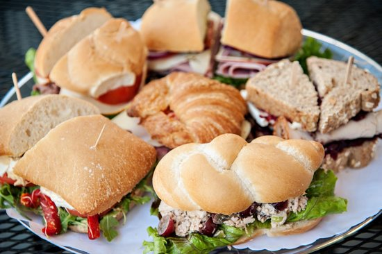Daily Bread: Specialty Sandwiches
