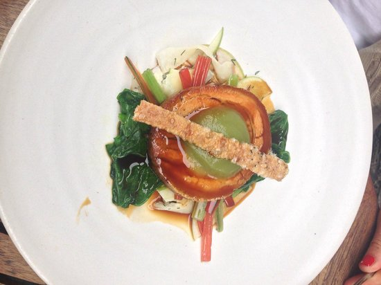 Mews of Mayfair: twice cooked pork
