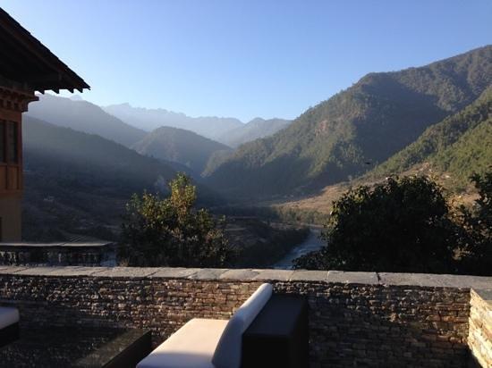 COMO Uma Punakha : Uma Punakha View