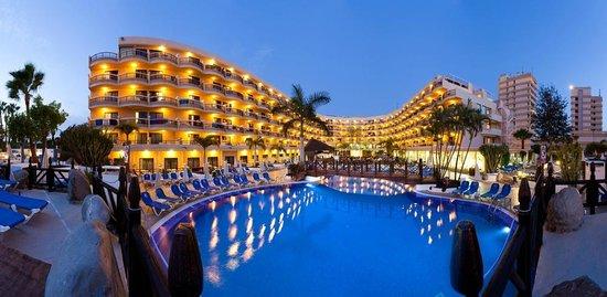 dream hotel noelia sur tenerife playa de las am ricas. Black Bedroom Furniture Sets. Home Design Ideas