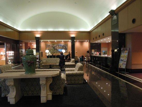 The Hotel Nagasaki: 素敵なエントランス