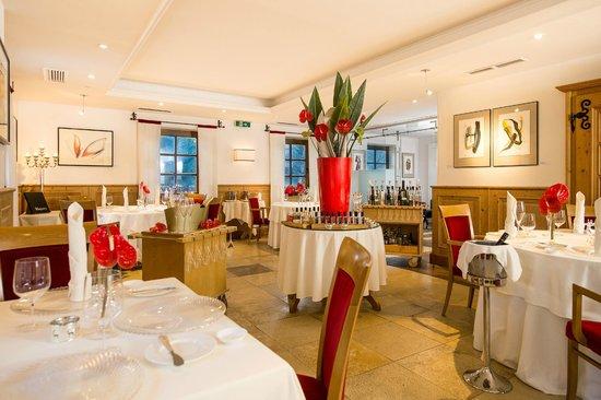 Schloss Prielau Hotel & Restaurants: Gourmetrestaurant MAYER's