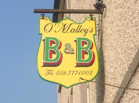 O'Malley's Bed and Breakfast : O' Malley's Bed and Breakfast