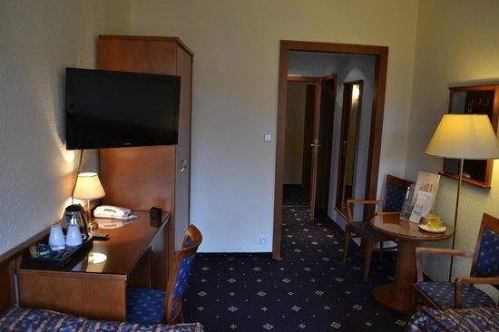 Arbes: Double room